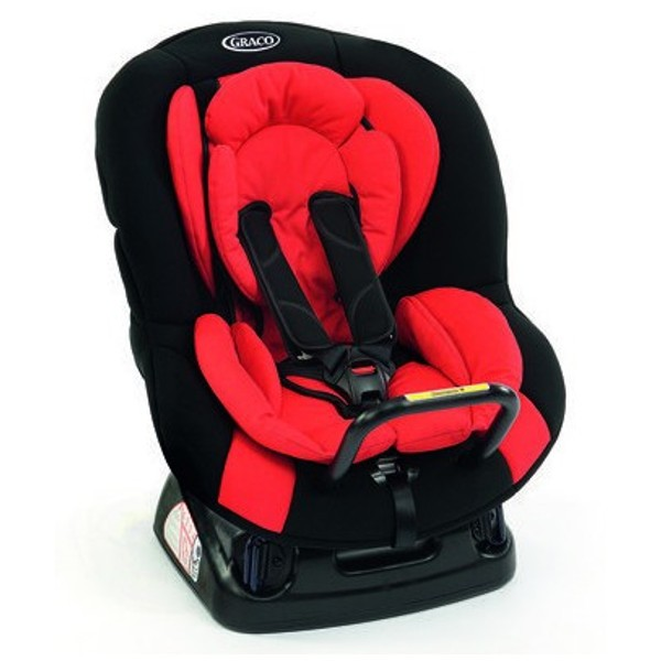 graco convertible car seat manual
